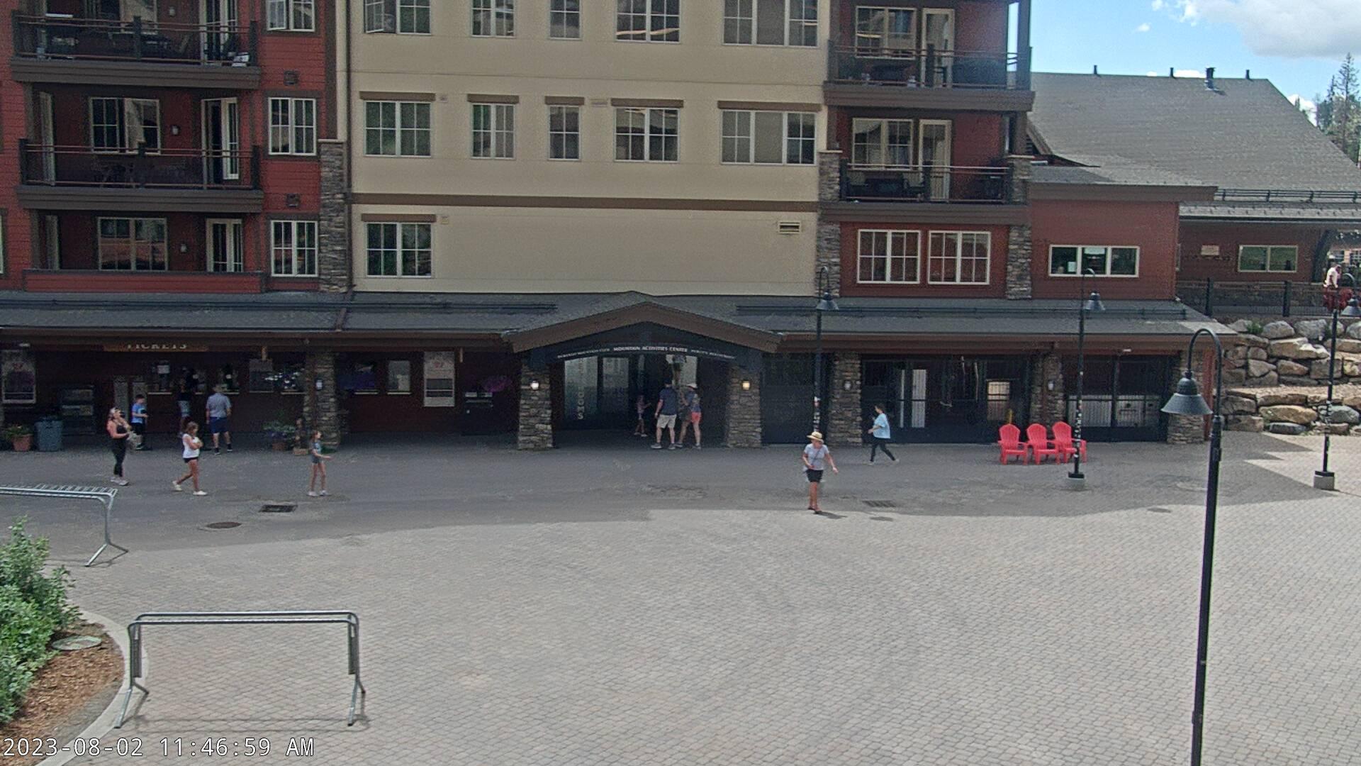 Purgatory Village Plaza Webcam