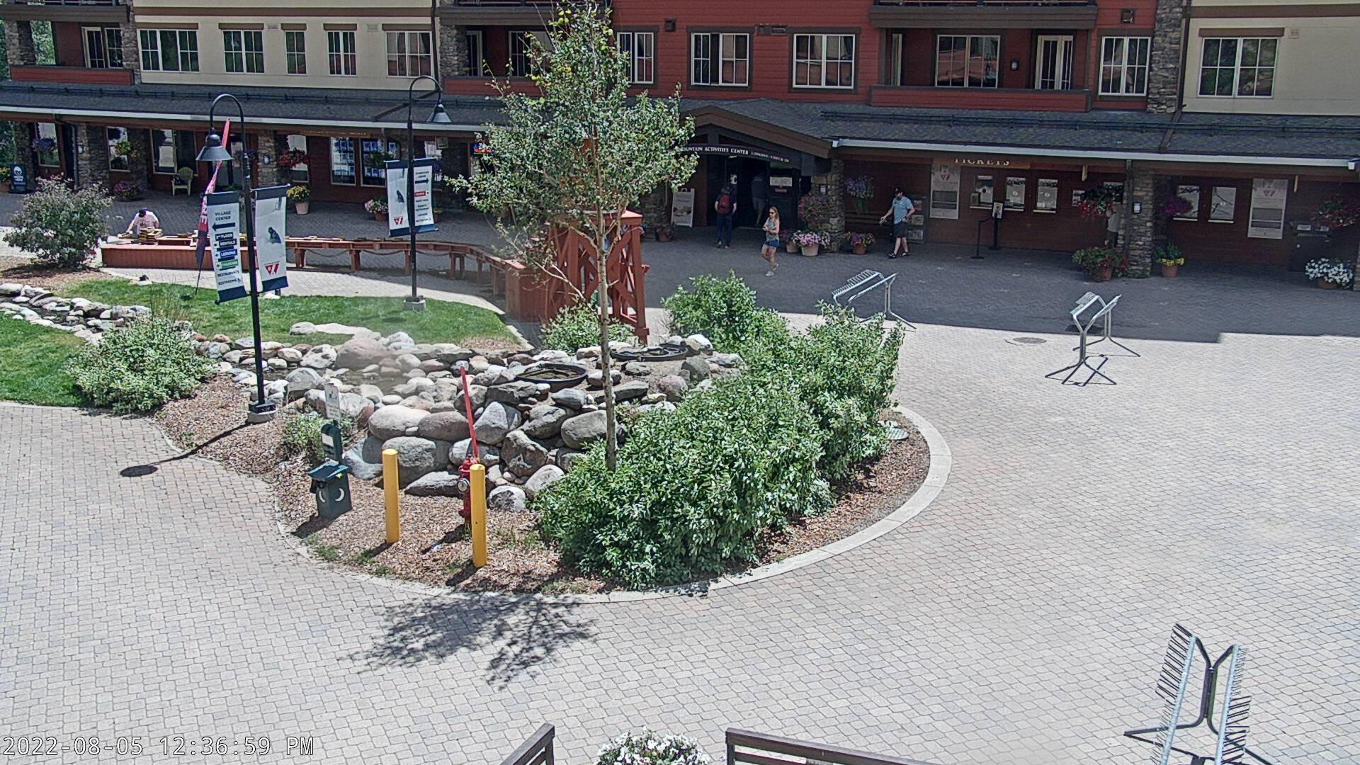 Purgatory Village Plaza Webcam